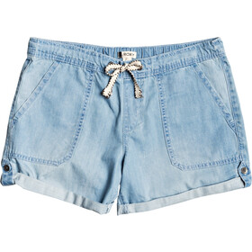 Roxy Milady Beach Shorts Damen light blue